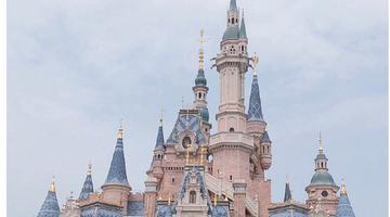 上海迪士尼乐园两日游