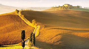 意大利田园小镇Tuscany