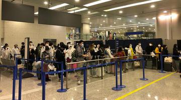 直击浦东机场:24小时不间断严防死守
