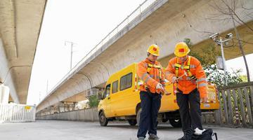 上海:加强设备检修 确保铁路畅通
