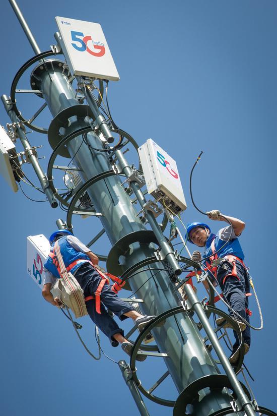 商用一年5G大爆炸奇点临近 双循环下上海电信秀出四大5G力量