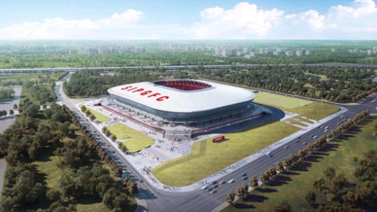 上海将先后举办2021世俱杯和2023亚洲杯 一座城为球狂