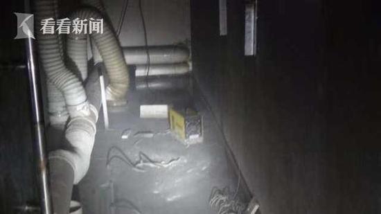工人深夜违章电焊酿火灾 当事人被处以5日行政拘留
