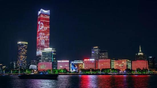 虹口区苏州河沿线景观照明提升项目荣获IDA银奖