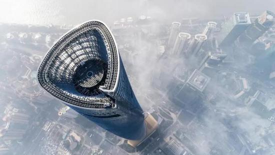 上海的半壁江山!浦东跨国公司地区总部已经达到了这个数