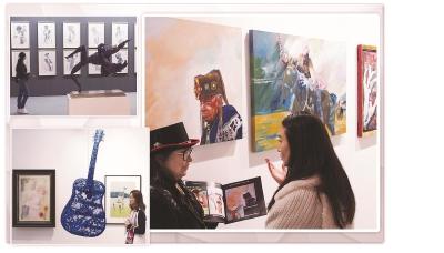 上海进全球艺术品交易时间 多个艺术博览会密集登场