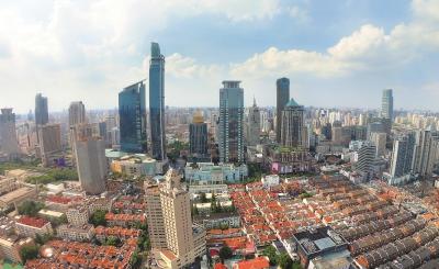 40条马路见证上海改革开放之南京西路:成就最贵商圈