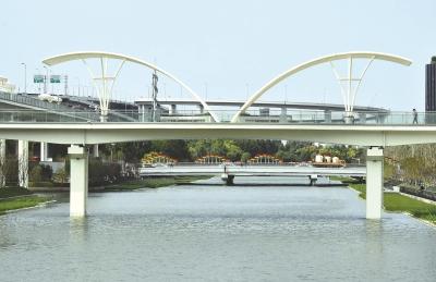 沪加强治理虹桥商务区86平方公里内河道 实现水清岸绿