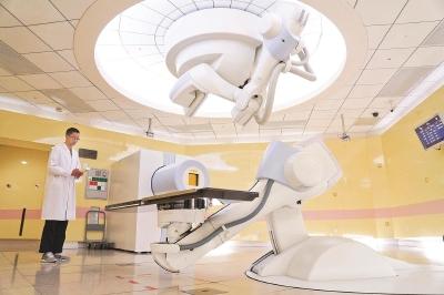 沪质子重离子医院收治患者1310例 六成来自长三角地区