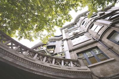 徐汇两幢年逾九旬老宅修旧如故 今年年底将向公众开放