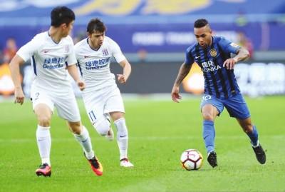 申花全华班出战足协杯 需提防对方球员对后防线冲击