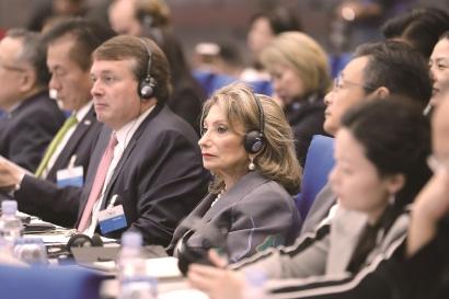 市长国际企业家咨询会议见证上海