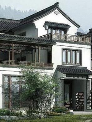 上海农民自建房精致超苏州园林