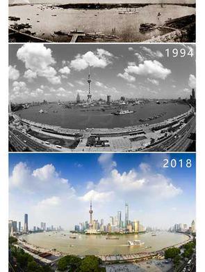 28年的浦东开发:处处能感受城市温度