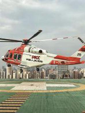上海航空医疗急救进入公众视野