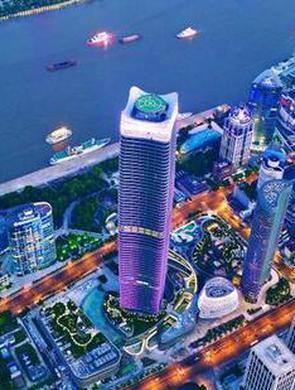 上海黄金三角一角虹口北外滩