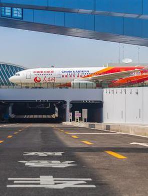 浦东机场飞行区下穿通道工程竣工