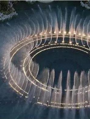 人民广场音乐喷泉国庆前重开放