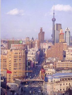 城市记忆黄浦天桥一览