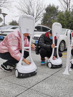 探访上海新型肺炎患者定点收治医院