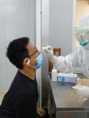 上海医院优化核酸检测采样工作