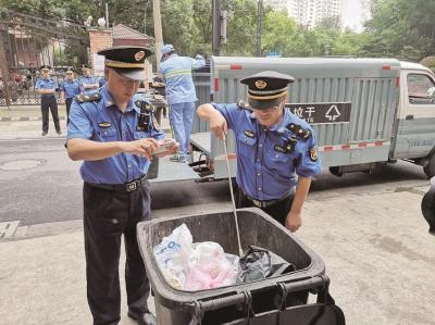 上海将对生活垃圾收运企业开展检查 避免出现混装混运