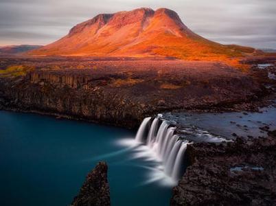 冰岛的冷酷仙境 一次看个够