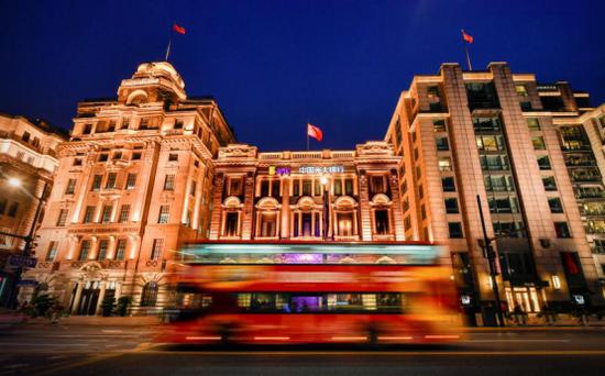 光大银行上海分行参与浦东开发开放三十年纪实
