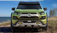 丰田将推出全新跨界SUV 搭载混合动力