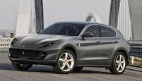 法拉利首款SUV最早将于2019年推出