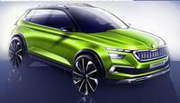 斯柯达将推全新小型SUV 搭混动系统