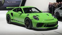 2018日内瓦车展:保时捷911 GT3 RS亮相