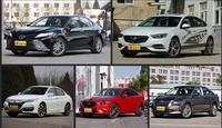 运动与豪华完美平衡 5款中级车爆款推荐