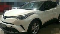 广汽丰田C-HR实车曝光 将于4月正式首发