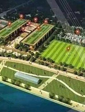 世博黄浦体育园已全部建成