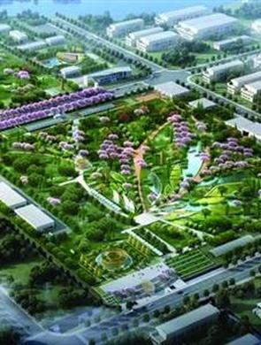 沪首家全地下污水处理厂开建