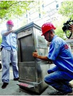 40年来上海100万只马桶退休