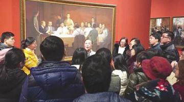 申城艺术展馆春节长假不打烊