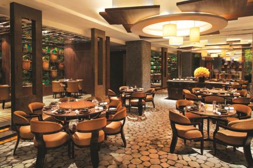 美食林一星餐厅——杭州凯悦酒店湖滨28中餐厅