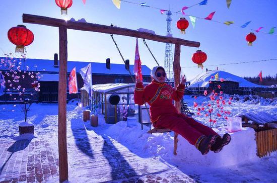 这5个地方藏着中国大地的灿烂雪景