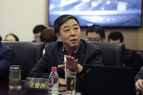 国美零售总裁王俊洲解读消费升级
