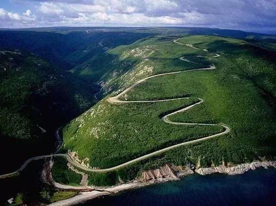 布雷顿海岬高地国家公园