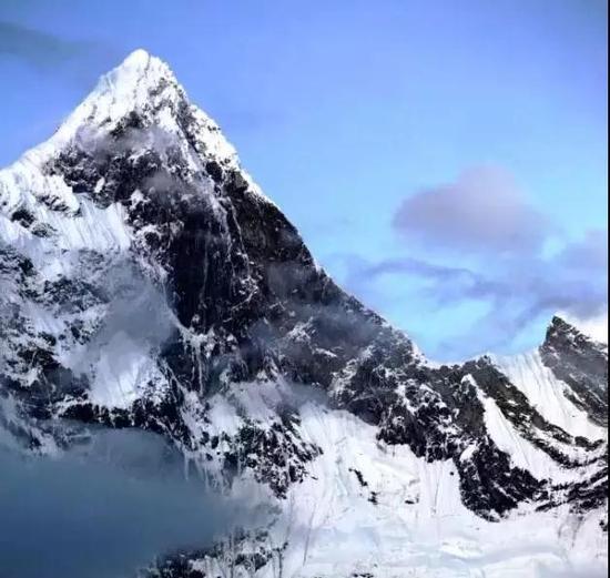 11月 攀登南迦巴瓦峰