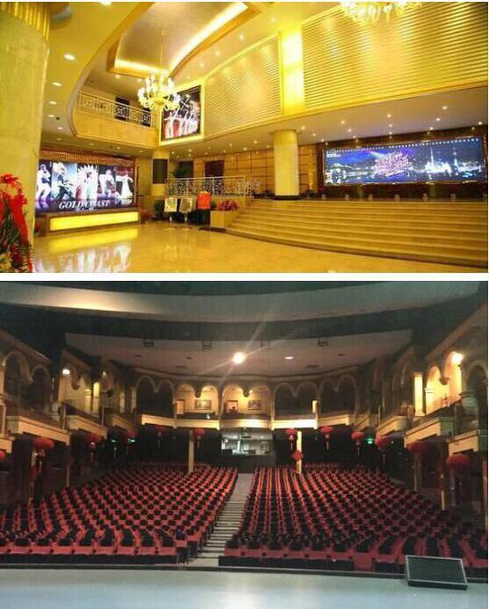 视频:杨浦大剧院将改建 明年九月全新亮相