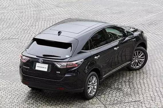 丰田全新7座SUV换标发布 七座标配四驱高清图片