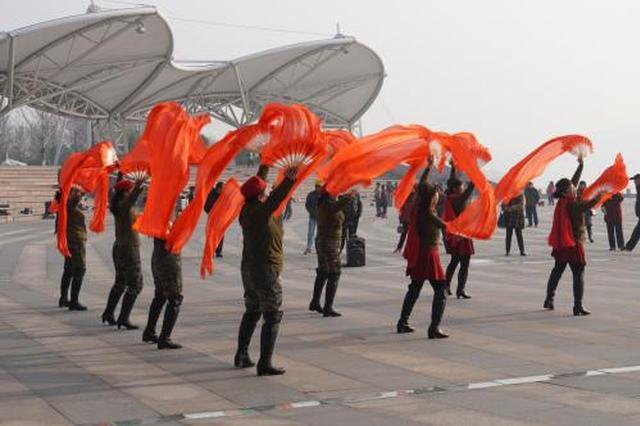 浦东民警四步法调解矛盾 广场舞噪音扰民投诉锐减