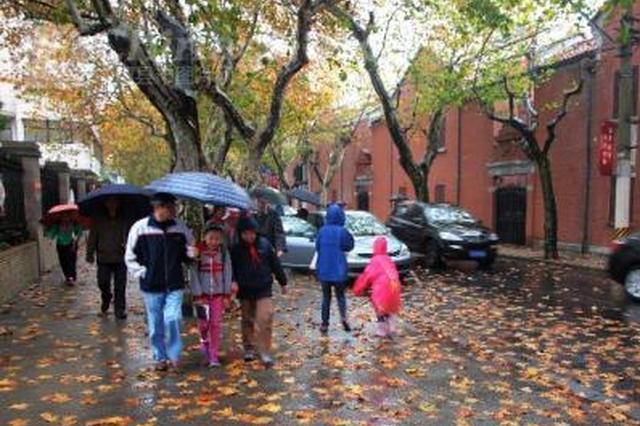 上海明后天气温或刷新下半年新低 部分地区会出现冰冻
