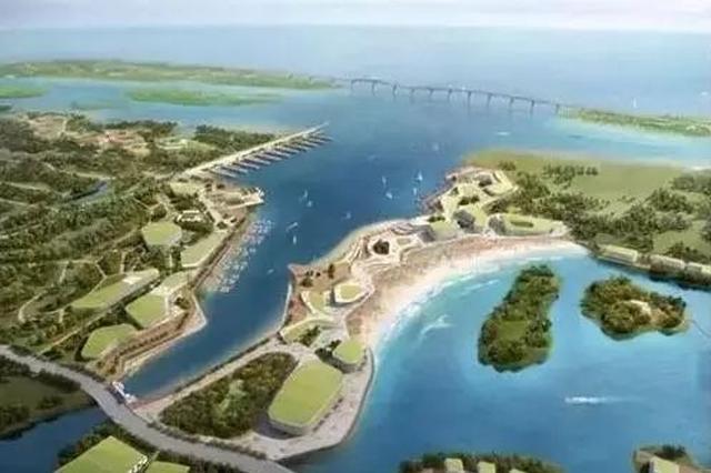 浦东首个滨海生态型郊野公园公示 总面积35.7平方公里