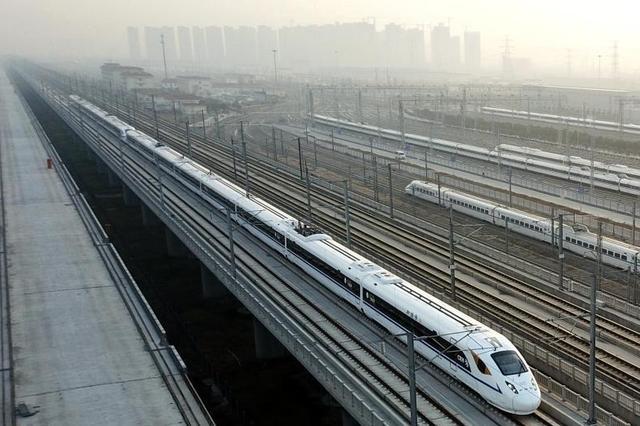 全国铁路新运行图28日实施 上海至淮北最快仅需3小时
