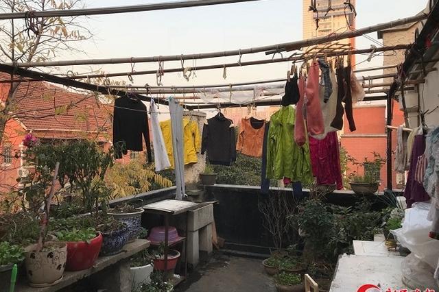 钱学森旧居阁楼现群租 江苏路街道:已整治将长效管理